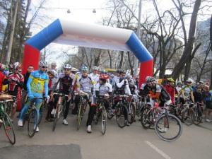 Одеська Сотка - старт