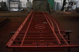 Ворота на виробництві